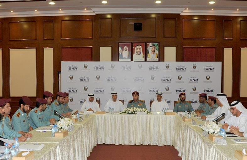 مناقشة سيناريوهات حفل افتتاح آيسنار- أبوظبي 2018