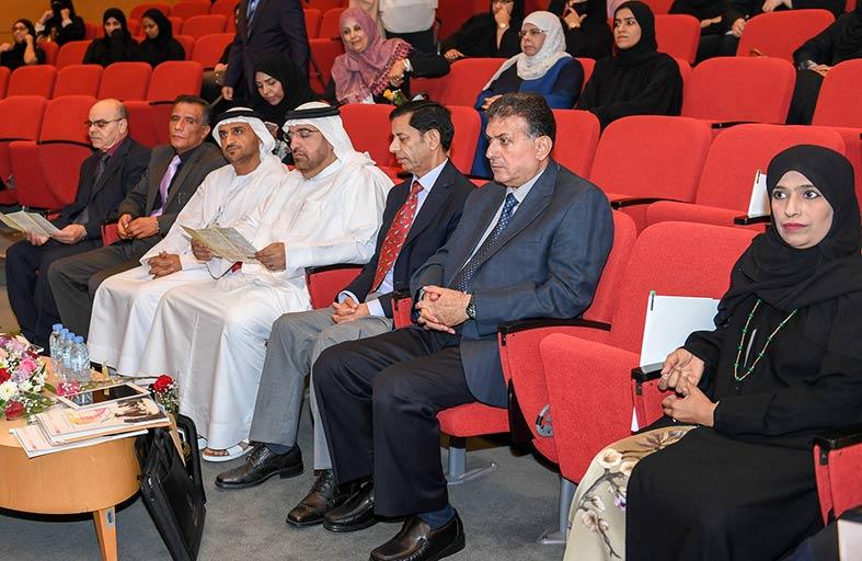 جامعة الإمارات تدشن المنتدى السنوي الأول لقسم اللغة العربية وآدابها