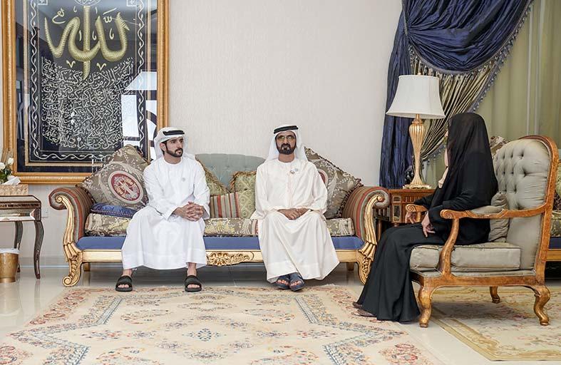 محمد بن راشد: نعتز بكل أمهات الإمارات