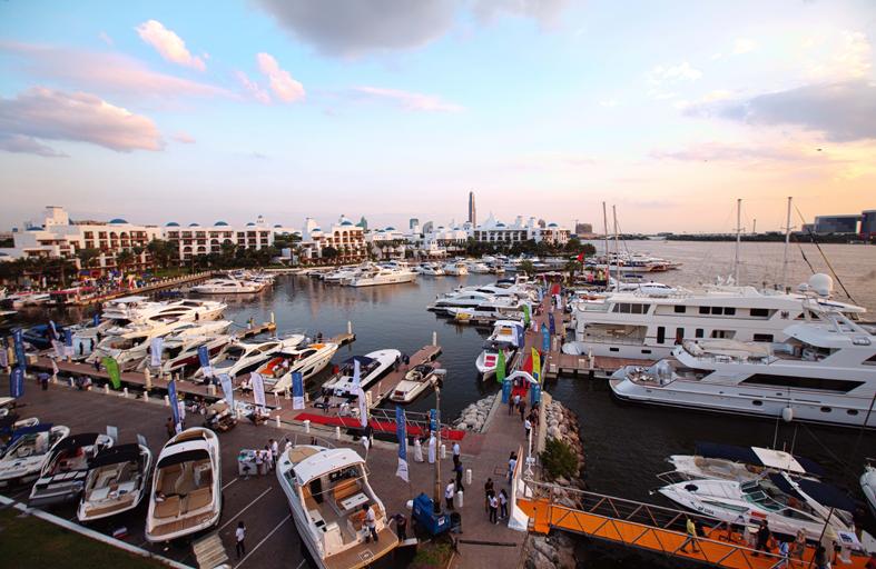 معرض دبي للقوارب واليخوت المستعملة ينطلق الشهر القادم