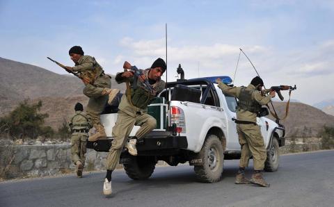 جنرال أمريكي يؤيد الإبقاء على القوات الأفغانية .. الجزء الأصعب في الانسحاب من أفغانستان