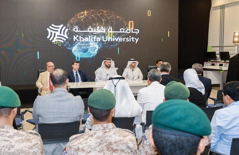 جامعة خليفة تعلن عن تأسيس معهد بحثي جديد في الذكاء الاصطناعي وتطلق تحدي محمد بن زايد العالمي للروبوت في نسخته الثانية