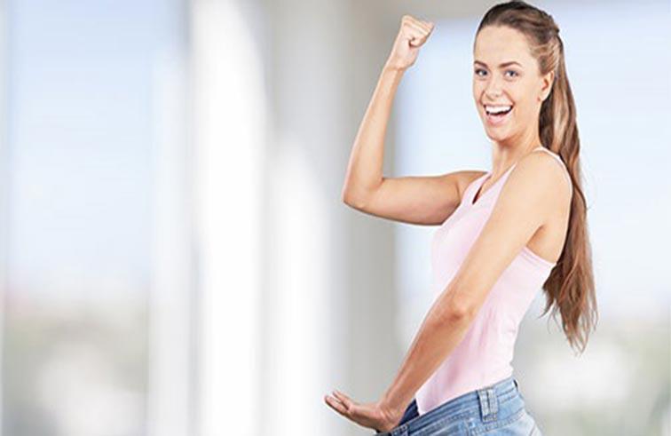 تخلص من وزنك الزائد وتمتع بطاقة ايجابية