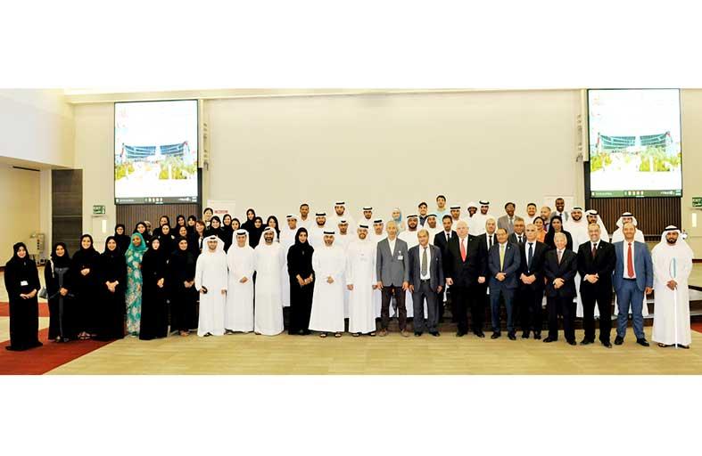 كلية الإدارة والاقتصاد بجامعة الإمارات تكرم شركاءها الاستراتيجيين