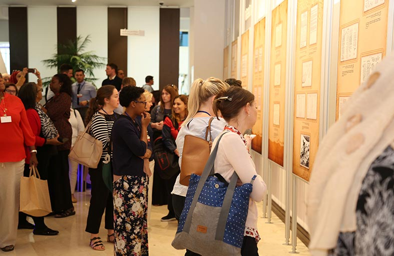 الأرشيف الوطني يستعد لاستقبال آلاف المشاركين في الملتقى الرابع للمعلمين