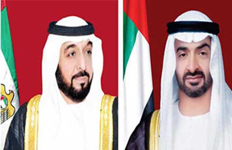 بتوجيهات خليفة بن زايد.. محمد بن زايد يأمر بصرف رواتب موظفي حكومة أبوظبي يوم 25 الجاري