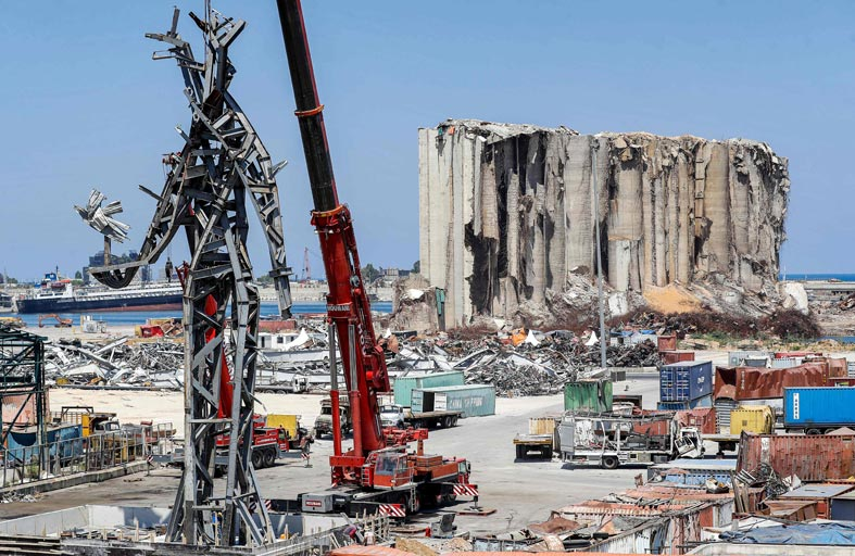 انفجار بيروت... حطّم «روح» المدينة وخلّف صدمة للناجين