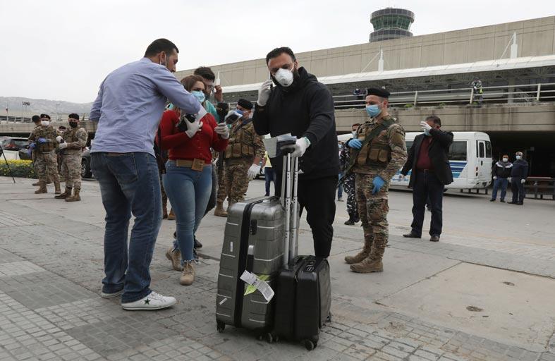 اللاجئون في لبنان الأكثر هشاشة بمواجهة كوفيد-19