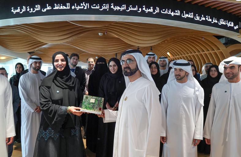 محمد بن راشد: نسعى لاكتمال الحياة الذكية في دبي بحلول 2021