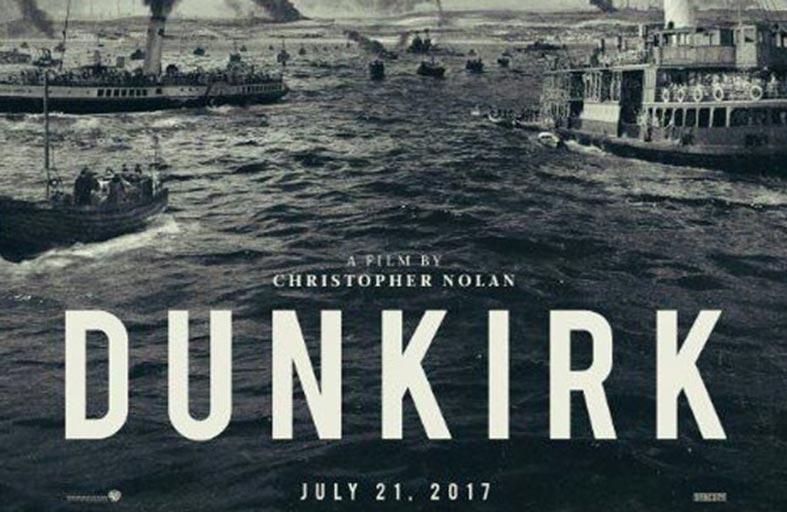 Dunkirk فيون وايتهيد يمثل عيني المشاهد واذنيه في قصة مؤثرة