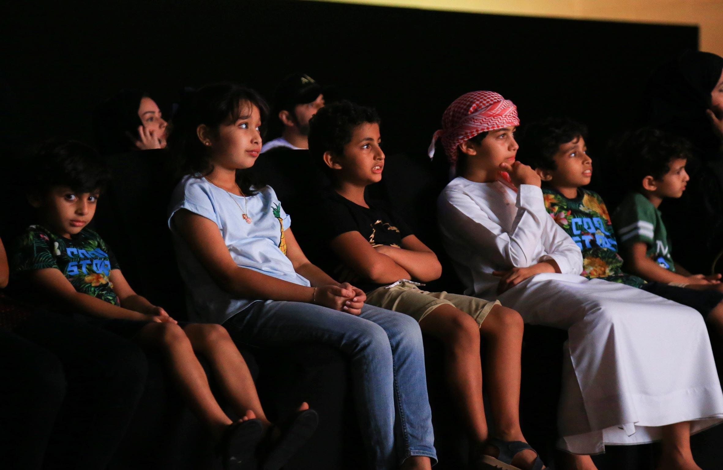 الشارقة السينمائي للطفل يسلط الضوء على قضايا الأطفال اللاجئين