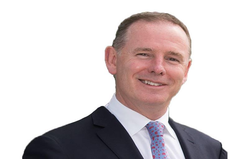تعيين توني دوغلاس في منصب الرئيس التنفيذي لمجموعة الاتحاد للطيران