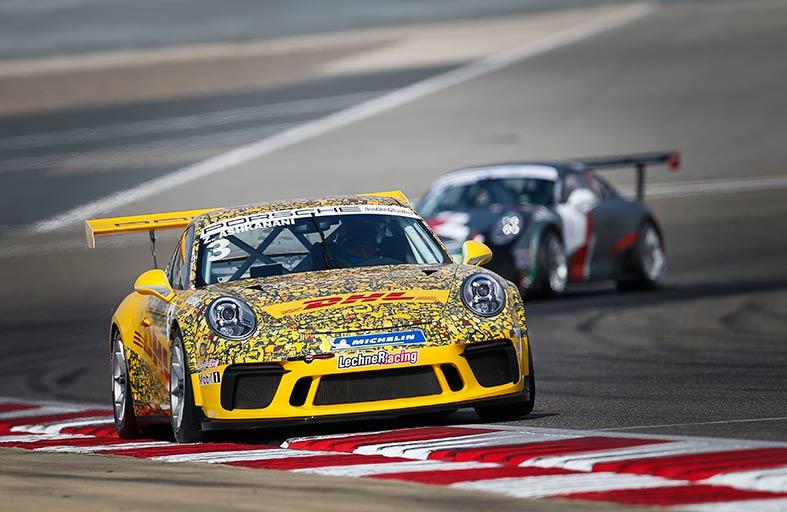 تحدي كأس بورشه جي تي 3 الشرق الأوسط ينطلق مجدداً مع الجيل التالي من سيارات السباق الأكثر مبيعاً في العالم