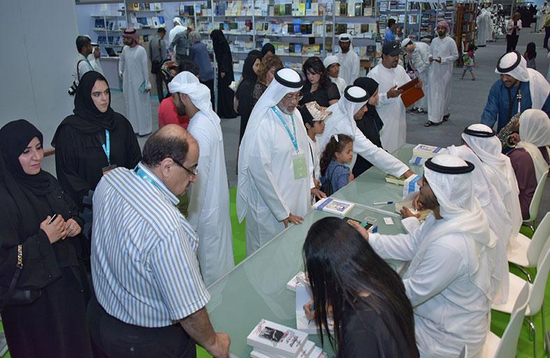 الإمارات تحتضن المشهد الثقافي الشبابي في أبوظبي للكتاب والرواية تتصدر الطلب