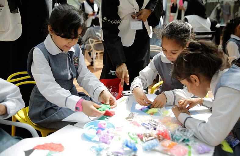 دبي للثقافة تحتفل بيوم الطفل الإماراتي في صندوق القراءة