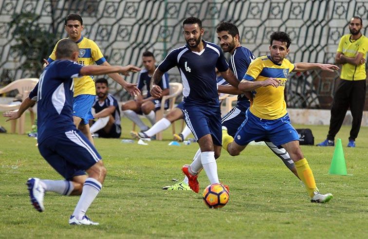 تأهل أربعة فرق لقبل نهائي سباعيات مؤسسات أبو ظبي لكرة القدم