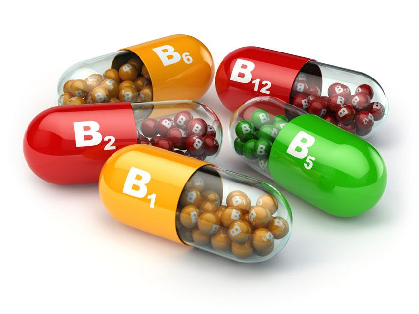 انواع الفيتامين B... تحافظ على وظائف الدماغ والجسم عامة