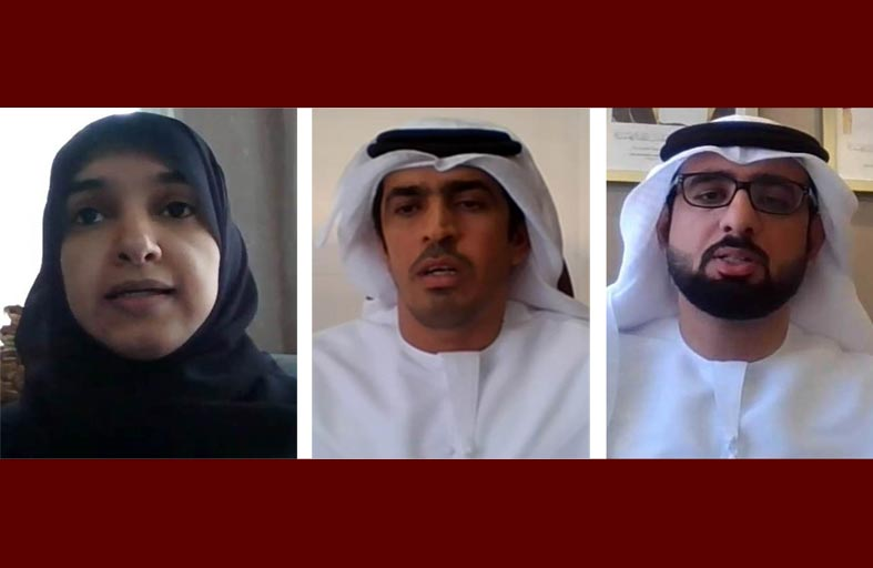 دائرة الإسناد الحكومي تنظم ورشة عمل لشرح القواعد الإرشادية للعمل والتواجد في مقار الجهات الحكومية في إمارة أبوظبي