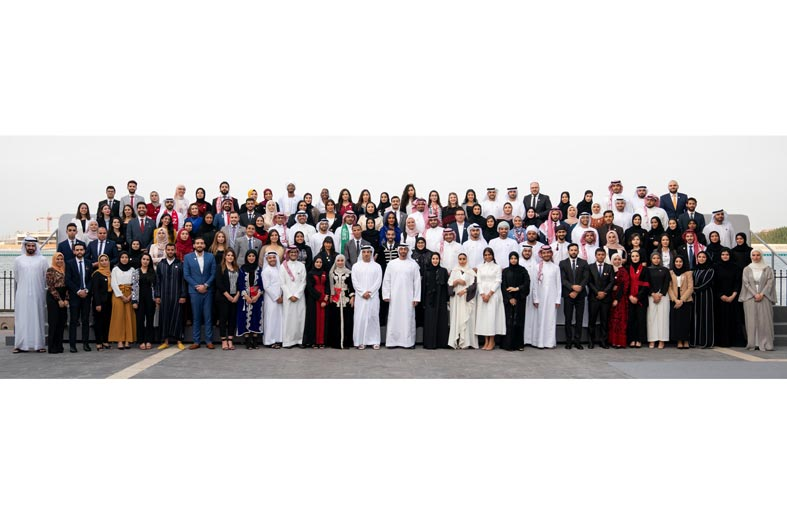 محمد بن زايد: تطوير منظومة الإعلام في عالمنا العربي أصبح ضرورة ملحة لبناء وتعزيز الثقة بين المجتمعات العربية وقياداتها