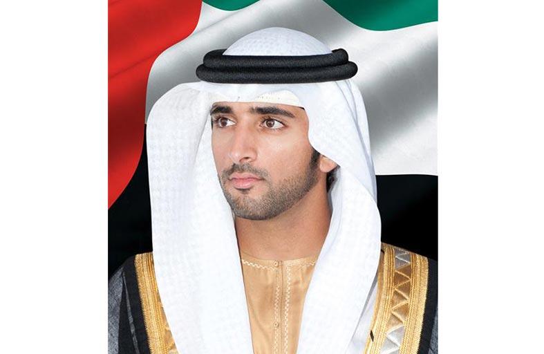 حمدان بن محمد يطلق المنصة الإلكترونية لمسابقة «التاجر الصغير»