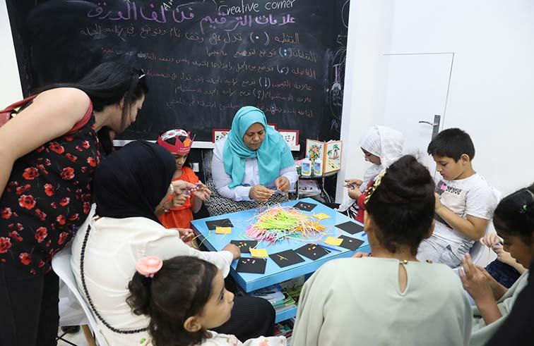 «ألف عنوان وعنوان» تعرف أطفال «القرائي للطفل» بعناصر القصة الإبداعية
