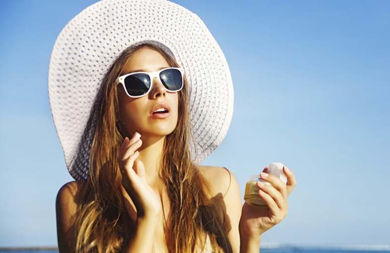 الواقي الشمسي يحمي من ثلاثة أنواع من سرطان الجلد