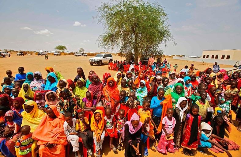 الأمم المتحدة : انحسار المجاعة في جنوب السودان