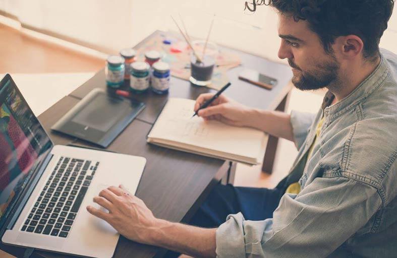 العمل من المنزل يؤدي لإنتاجية أفضل