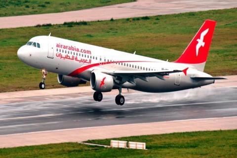 العربية للطيران تسير رحلاتها إلى بغداد انطلاقاً من الشارقة