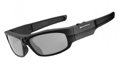 نظارات مزودة بكاميرا مدمجة