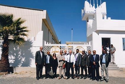 كلفته 10 ملايين دولار...جلفار تدشن أول مصنع دوائي إماراتي بأثيوبيا خلال فبراير 2013