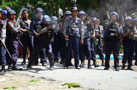 اتهام بورما بتطهير عرقي ضد الروهينيجيا
