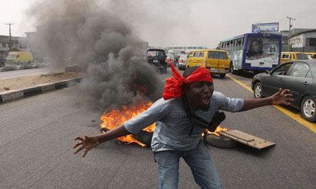عشرات القتلى بمواجهات عنيفة في نيجيريا