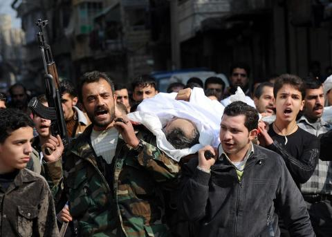 وليام هيغ: مقاتلو سوريا تهديد لأوروبا