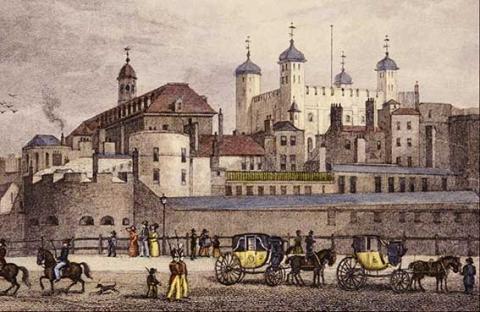 قلعة لندن .. تجتذب ملايين السياح سنويا من شتى أصقاع العالم