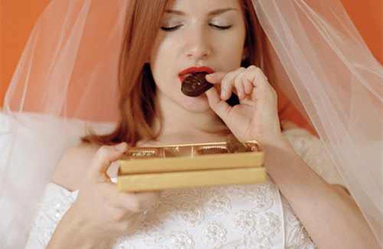 تجنبي هذه الأطعمة قبل يوم زفافك بإسبوعين