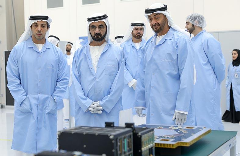 محمد بن راشد: سيتم اختيار الأفضل والأكثر كفاءة ليكونوا سفراءنا للفضاء