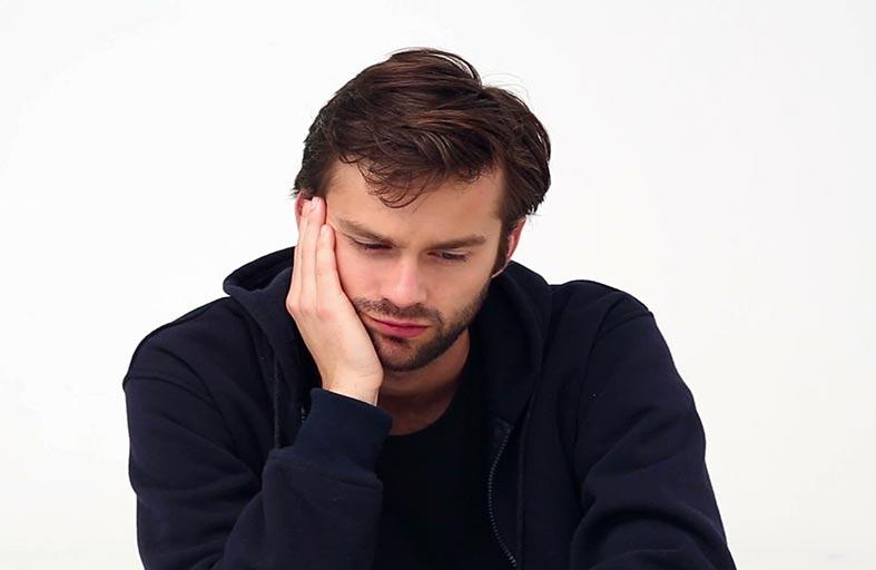 اكتشاف سبب جديد لاكتئاب الرجال