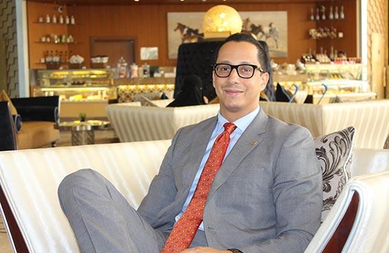 فندق خالدية بالاس ريحان من روتانا يعين مديراً جديداً لادارة المبيعات