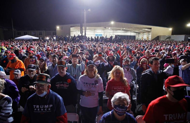 هل يمكن لدونالد ترامب رفض نتائج الانتخابات الرئاسية؟