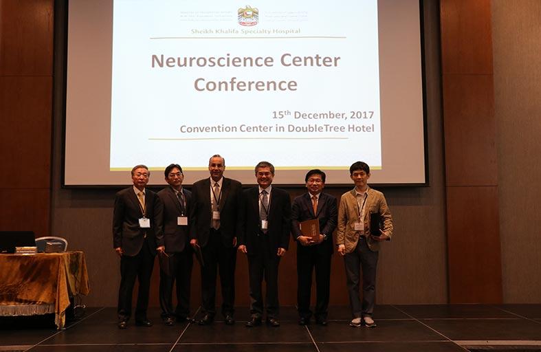 خليفة التخصصي ينظم مؤتمر الطرق الحديثة لتشخيص الأمراض العصبية