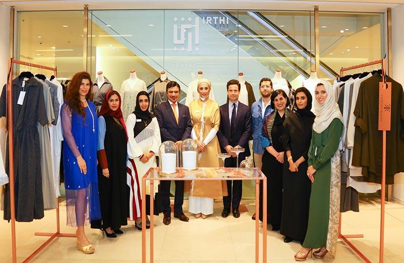 جواهر القاسمي: «إرثي للحرف المعاصرة» يمد جسور التواصل للمواهب الإماراتية للارتقاء بإبداعاتهم عالميا