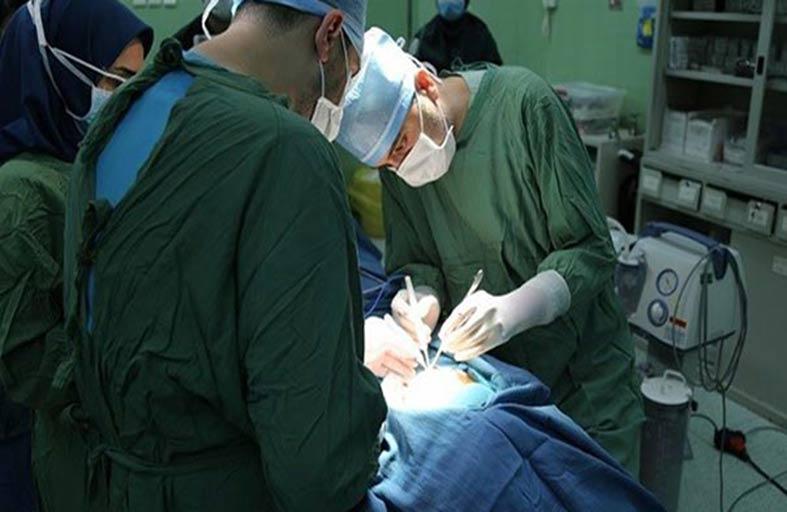 جراحة مخ لمريضة مستيقظة