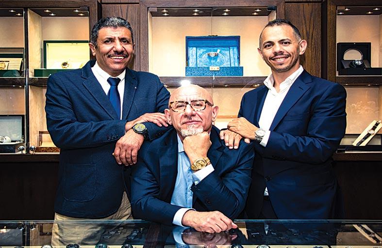 «ووتش اند بيوند» يفتتح أول متجر له في الإمارات