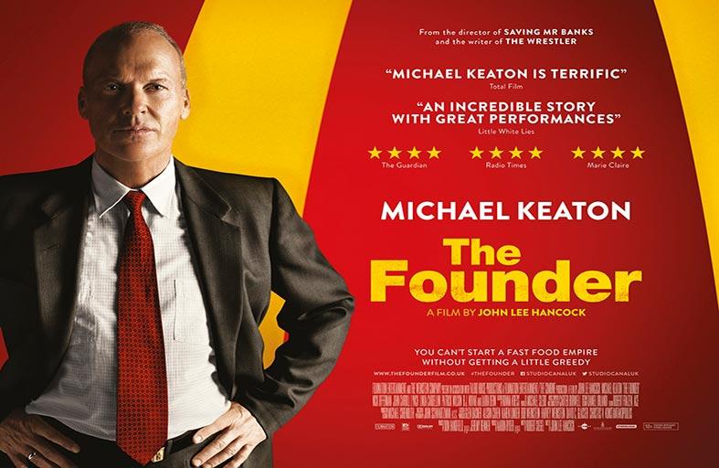 Founder... لمحة عن بداية عملاق البرغر(ماكدونالدز)