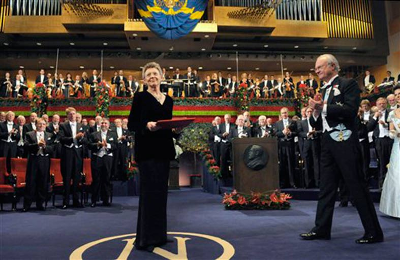 جائزة نوبل: أين النساء...؟