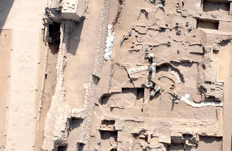 منشآت تعدين في مصر عمرها 4000 عام