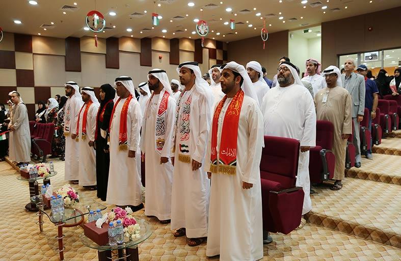 يحيون احتفالات زايد للثقافة الإسلامية باليوم الوطني 46
