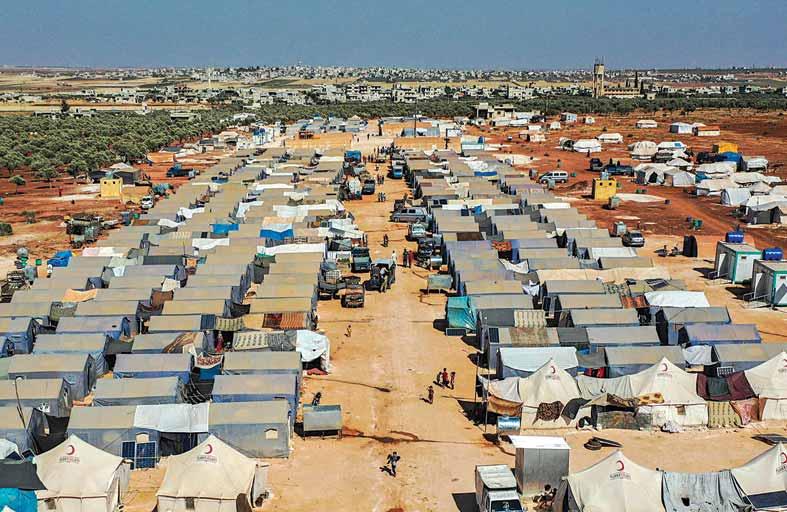 وكالات إغاثة تحذر: سوريون سيواجهون الموت بعد قرار مجلس الأمن