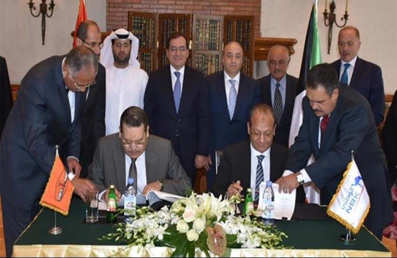 شركة سوميد توقع اتفاق تمويل مع بنك الكويت الوطني بقيمة 300 مليون دولار